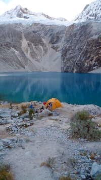 Lake 69/Pisco