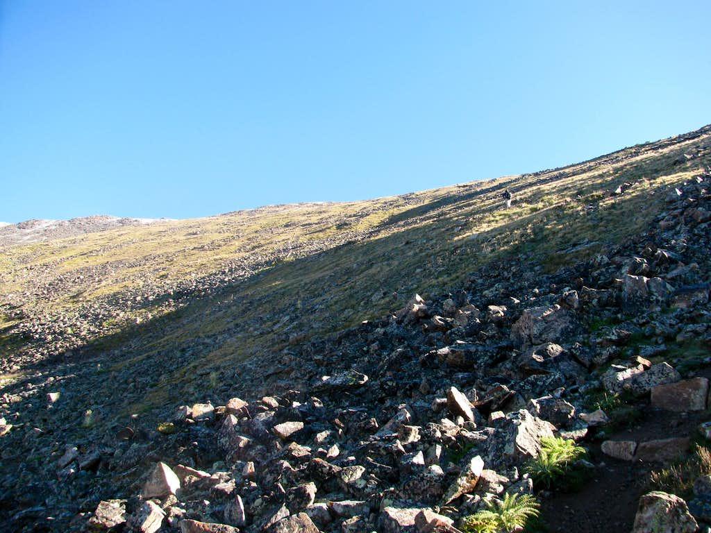 Mount Elbert's Southeast Ridge