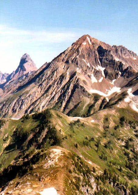 Mount Larrabee from the...