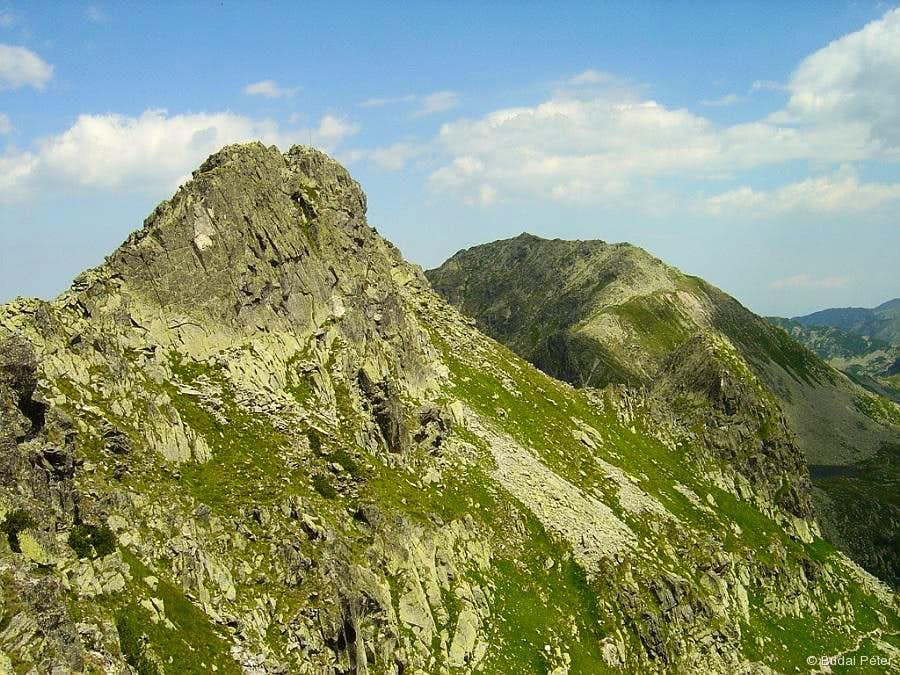 Judele peak