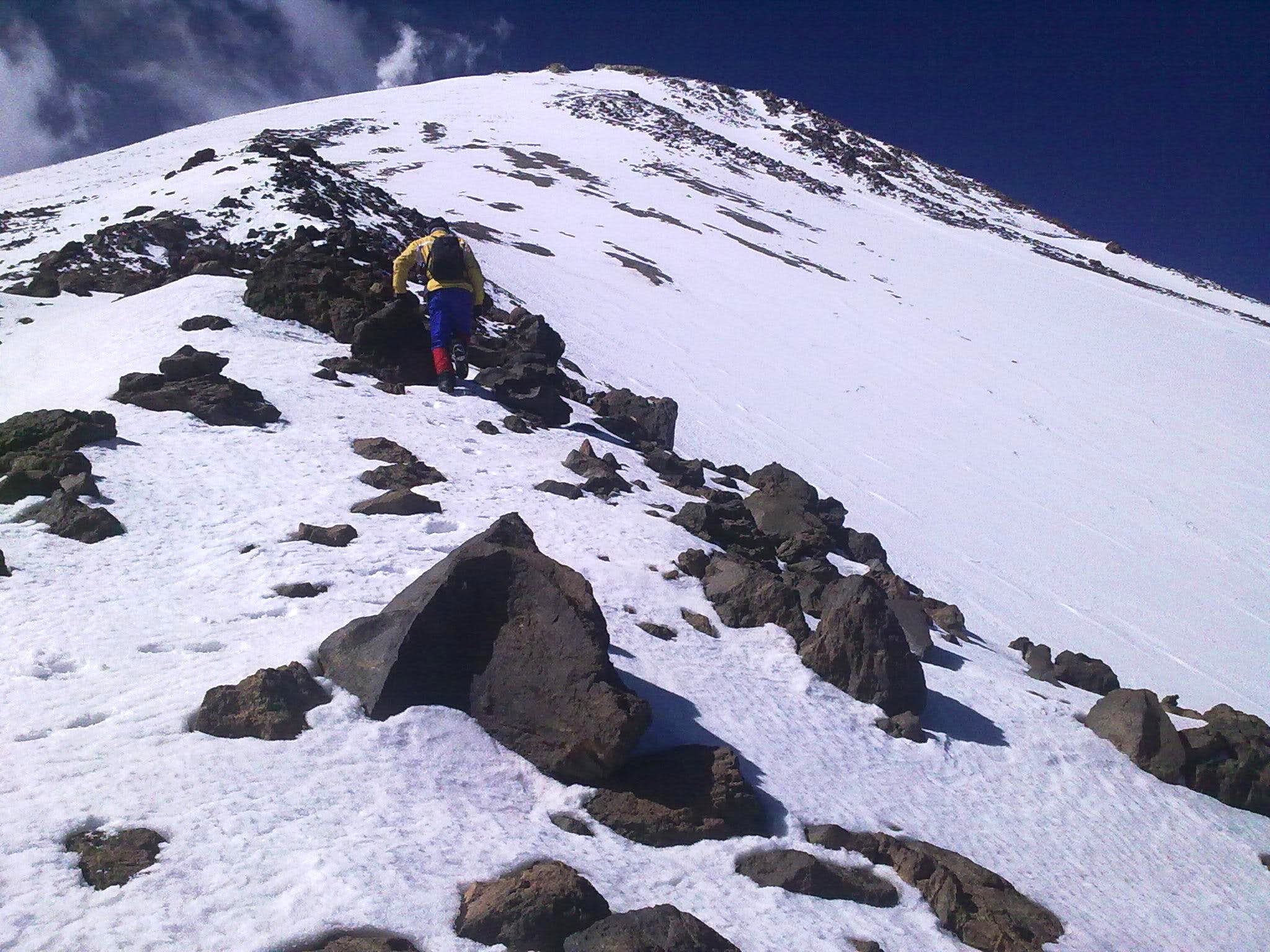 Damavand North East