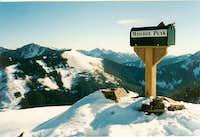 Revolution from Mailbox Peak