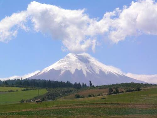 It's really not erupting. 12...