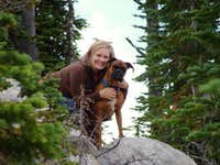 Heather and Forest