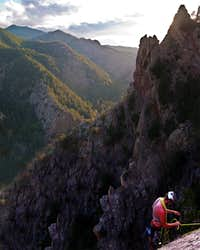 Eldorado Canyon, Colorado