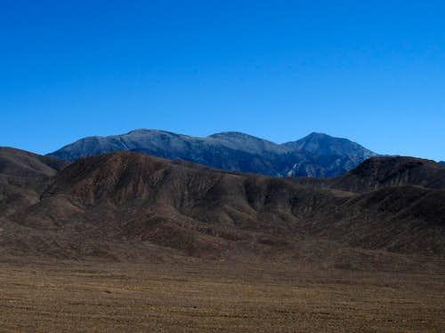 Telescope Peak Hike