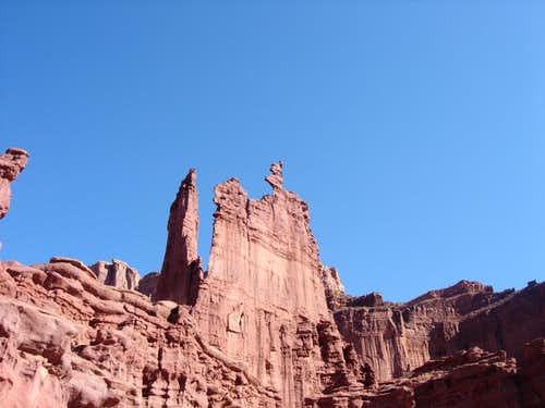 Fisher Towers Moab