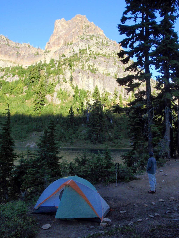 Peggy's Pond Camp