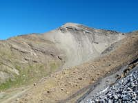 Lots of scree - the Tierberg (2718m)