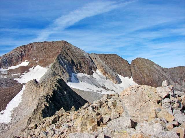 Posets and Pico de los Gemelos