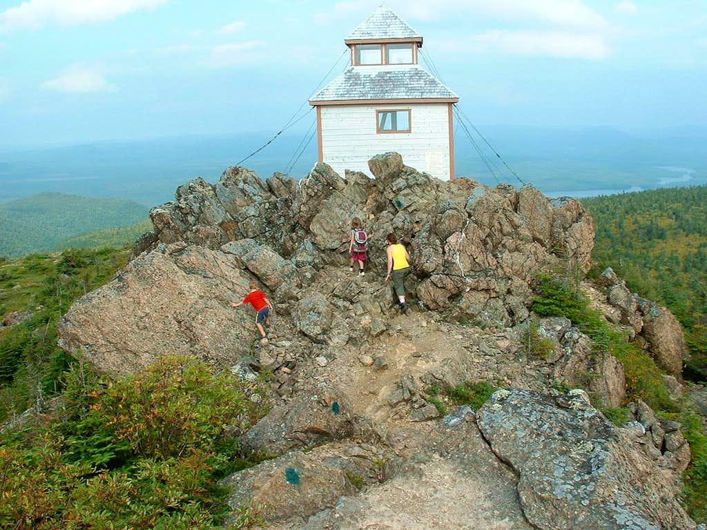 Mount Carleton