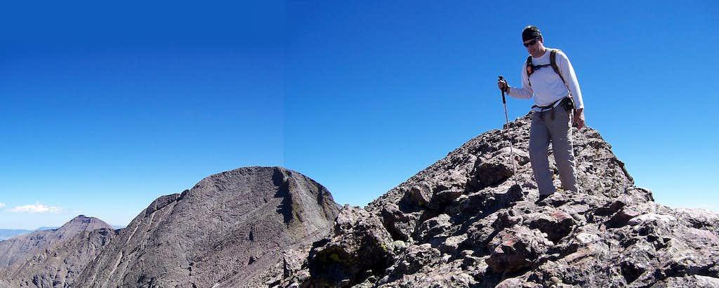 Descending from Challenger