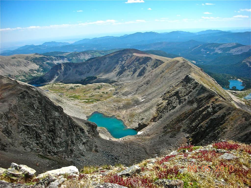 Upper Diamond Lake