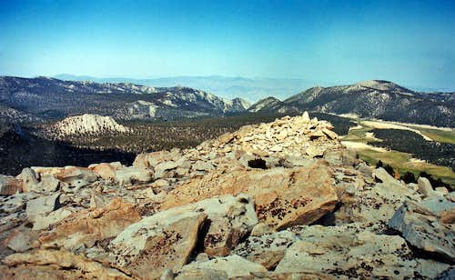 East from Smatko Peak