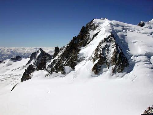 il Mont Blanc du Tacul (4248...