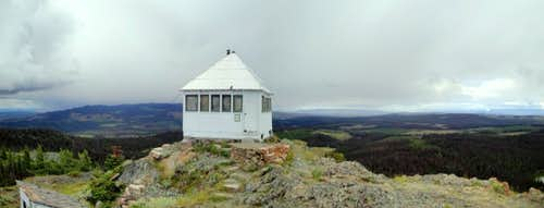 Greenstone Fire Lookout