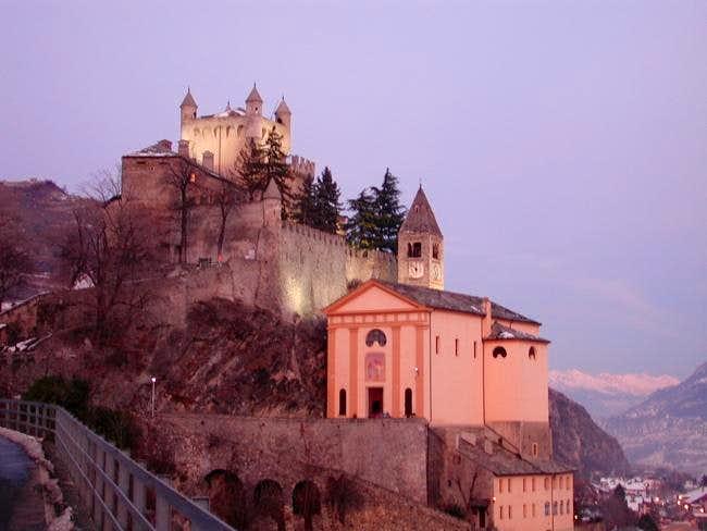 The Castel of St. Pierre is...