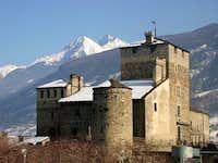 Castel de Sarriod: is a few...