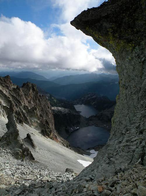 Mount Daniel Rock Formations
