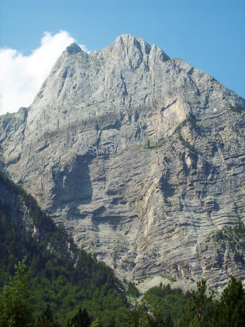 Mt. Arapit in Albania – the Balkans' Biggest Wall – 'Raki on Arapi', 5.11d pg, 18 pitches