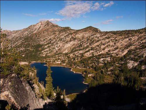 Echo Lake Northwest Peak