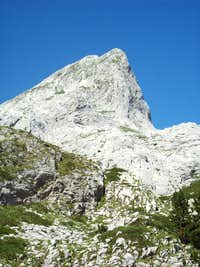 Mt. Arapit s North-East Buttress