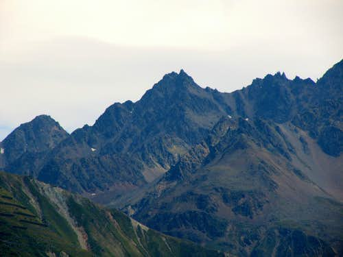 Hintere Karlspitze (3161m,W-Face)