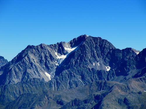Watze (3534m) from Karlesspitze