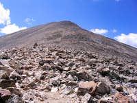 final push toward the summit...