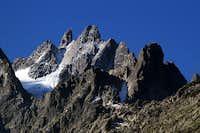 Northern Aiguilles de Chamonix