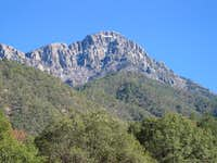 Mt. Wrightson, late spring 2004