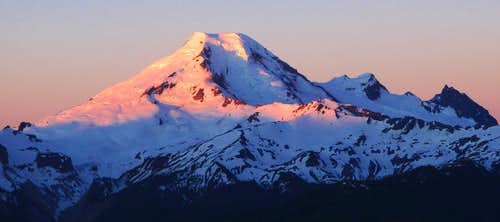 North Face Alpenglow