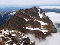 A Peak From Snowshoe Peak