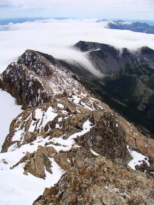 Fog On The East Side Of The Cabinet Divide