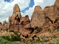 Fiery Furnace Towers