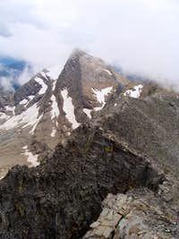 Snowshoe Peak 8741ft Tallest Peak In The Cabinets