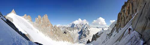 Col superieur du plan panorama