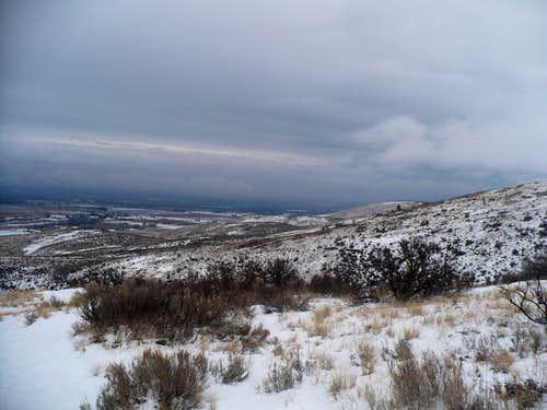Wintertime on the Ridge