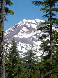 The South Sister from Foley Ridge