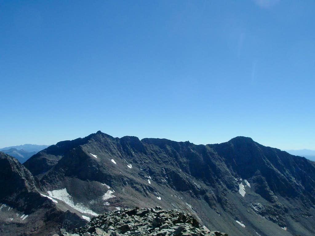Mt Wilson & El Diente Peak