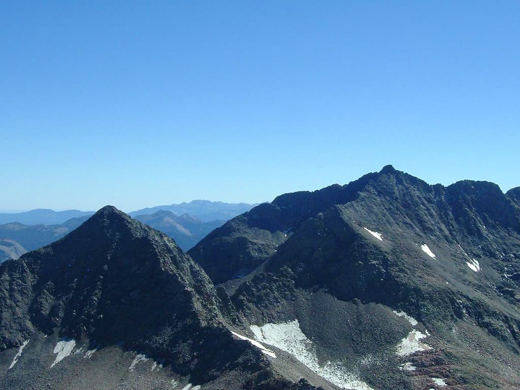Gladstone Peak & Mt Wilson