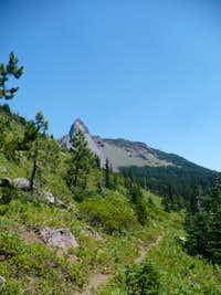 Mt. Washington on the PCT