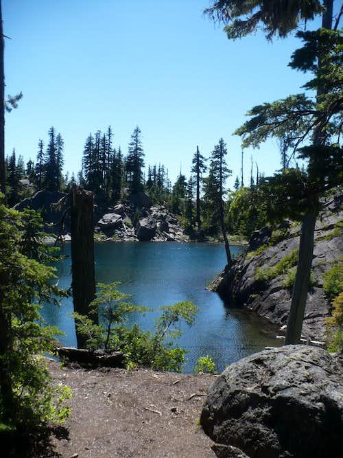 Tenas Lakes