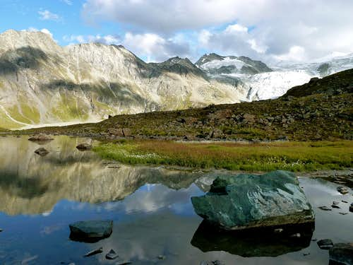 Lac Moiry Haut