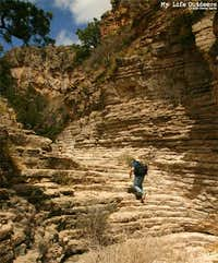 Hiker's Staircase
