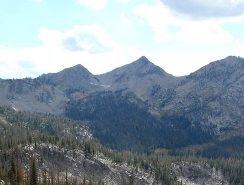 Long view to Plummer Peak