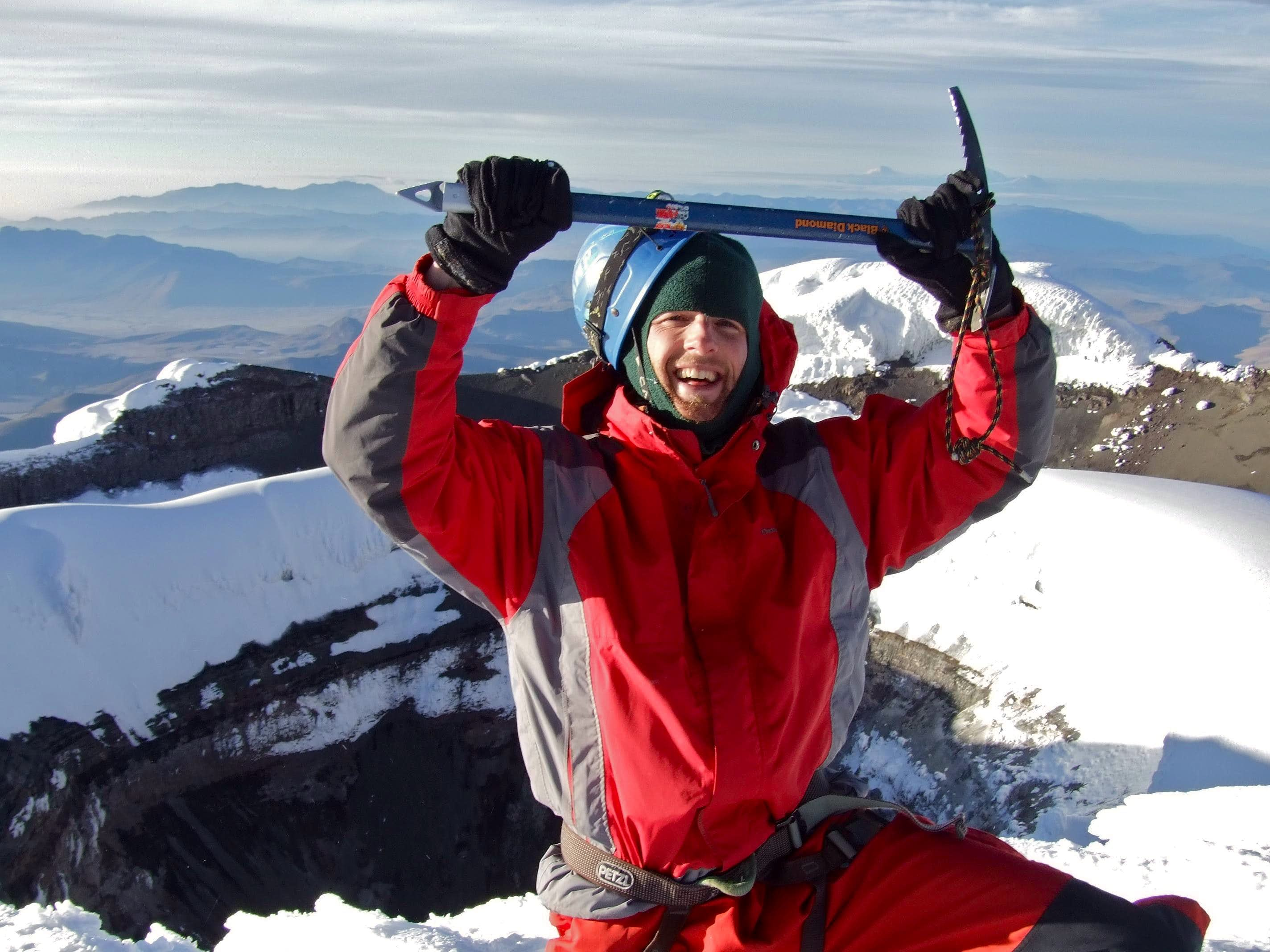 Cotopaxi Summit - 5,897 meters of Daring