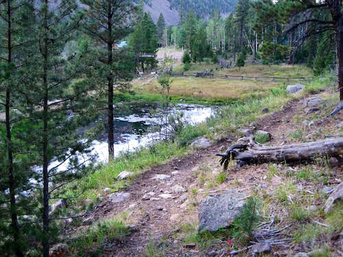 Uinta Trail Route