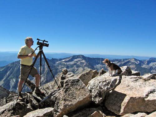 Blodgett Canyon (Video)