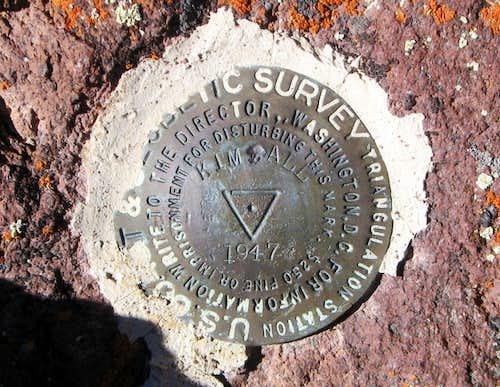 Tintic Mountain Benchmark